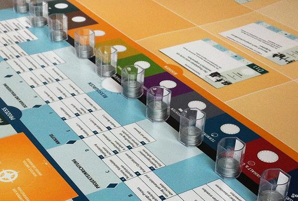 Dörte Bräunche setzt für nachhaltiges Lernen das Projektmanagement Planspiel APM ein